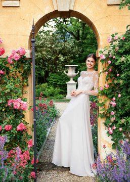 Kaufen sie ihr Hochzeitskleid bei Brautmoden Hähnel