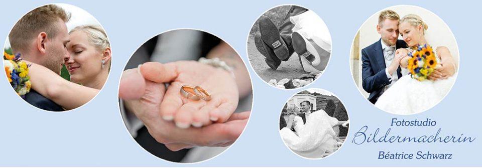 Hochzeitsfotos von der Bildermacherin