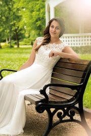 Brautkleid Dresden - aus der Hochzeits-Boutique in Dippoldiswalde