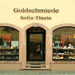 Trauringspezialist Sofia Thiele, Goldschmiedemeister in Grimma