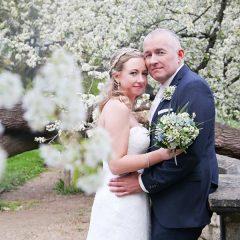 Bildschöne Hochzeitsfotos von Foto Hahn