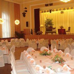 Hochzeit im Hotel Kyffhäuser Großharthau