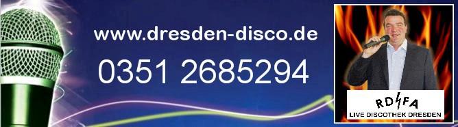 RDFA - Ihr Hochzeits-DJ in Dresden