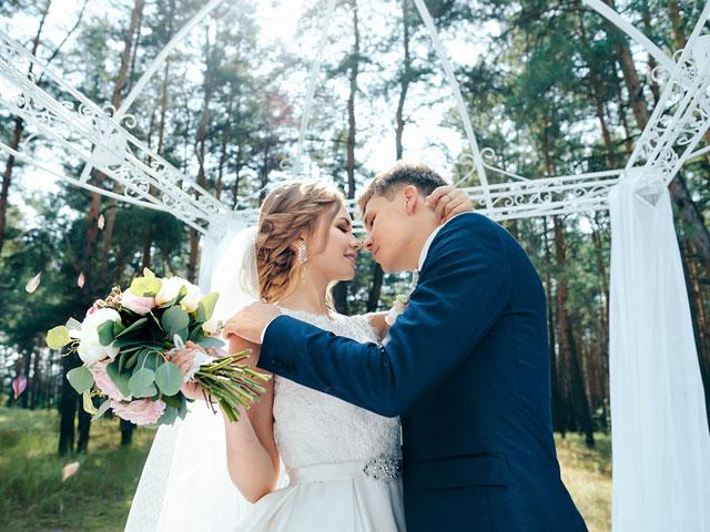 Heiraten in Dresden - Brautpaar