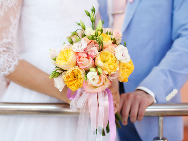 Brautstrauß Paar