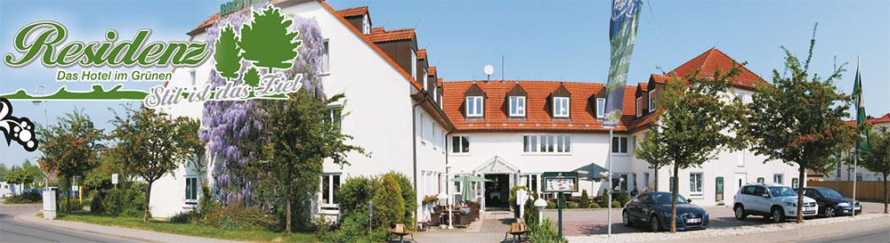 Hochzeitshotel Hotel Residenz Leipzig