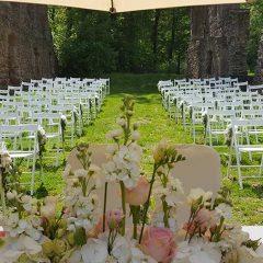Hochzeit in der Klosterruine