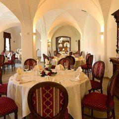 Gewölbesaal in der Hochzeitslocation Klostergut Nimbschen