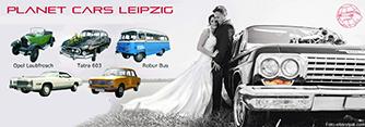 Planet Cars Leipzig - Oldtimervermietung