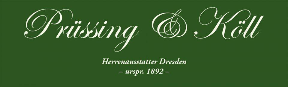 Hochzeitsanzug Dresden, Smoking und Fräcke