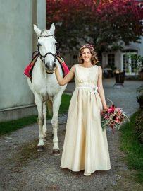 maßgeschneidertes Brautkleid Dresden von Atelier und Boutique Silhouette