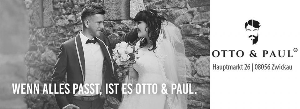 Ihr Hochzeitsanzug Zwickau von OTTO & PAUL