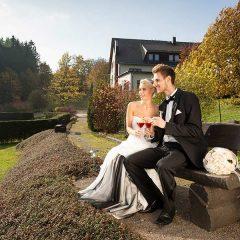 genießen sie ihre Hochzeit im Hotel Waldruh