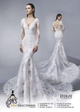 Wunderschönes Brautkleider von MK-Brautmode