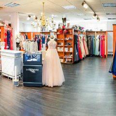 Maßkleider und Accessoires bei Sissi Brautmoden