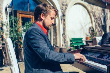 Klaviermusik zur Hochzeit mit Pianist Maurice Hüsni aus Leipzig