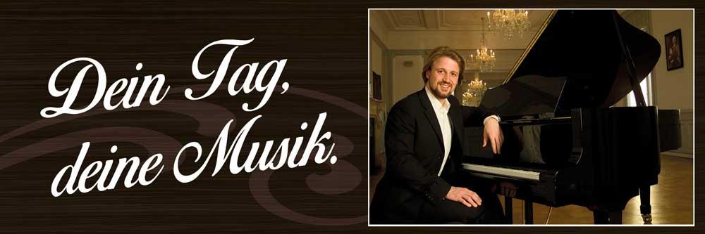 Musik Hochzeit Leipzig - Maurice Hüsni Pianist