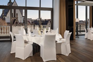 Hochzeit im Hotel INNSIDE Leipzig