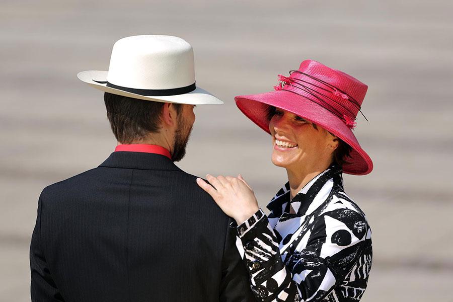 Der Hutladen- Die Adresse für Ihren Hochzeitshut