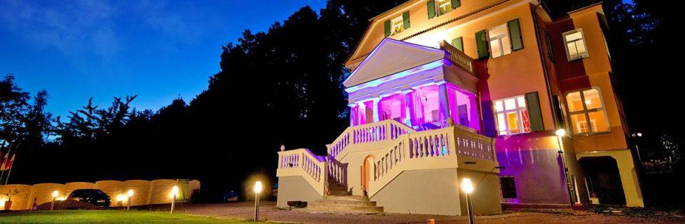 Hochzeitslocation Zwickau - Die Villa Bella-Vita