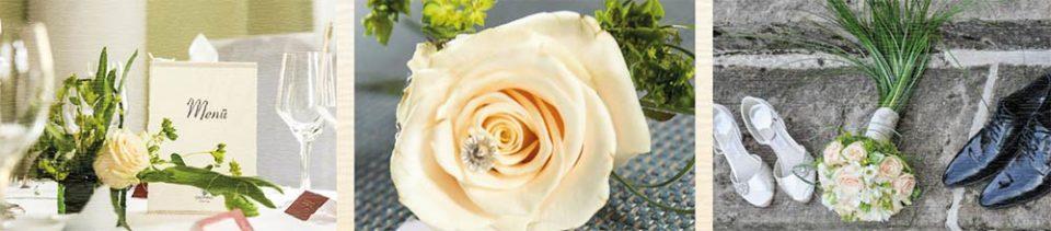 stilvolle Brautstäuße, Autoschmuck oder Tischdekoration von Blumen art Hallbauer