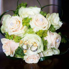 Brautstrauß von Blumen art hallbauer aus Wildenfels