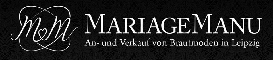 Mariagemanu An- und Verkauf von Brautmode in Leipzig