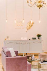 BLUSH & BLEU - Deien Brautboutique in Dresden im tollen Ambiente im Parkhotel-Dresden