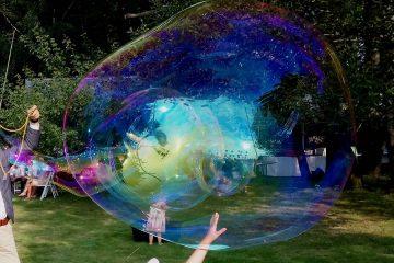 Kinderunterhaltung zur Hochzeit in Dresden und Umgebung durch creativkopf