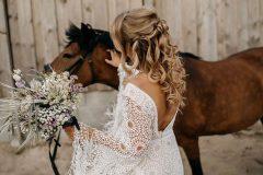 typengerechte Beratung für Ihre Brautfrisur