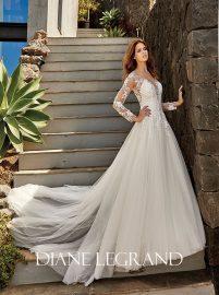 Brautkleid von Diane Legrand in Zwickau