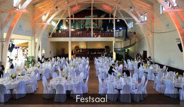Hochzeit in der Parkschänke Limbach-Oberfrohna im Festsaal