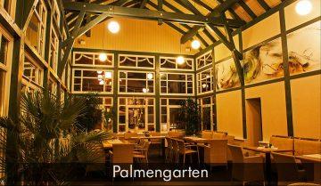Hochzeit im Palmengarten in der Parkschänke Limbach-Oberfrohna