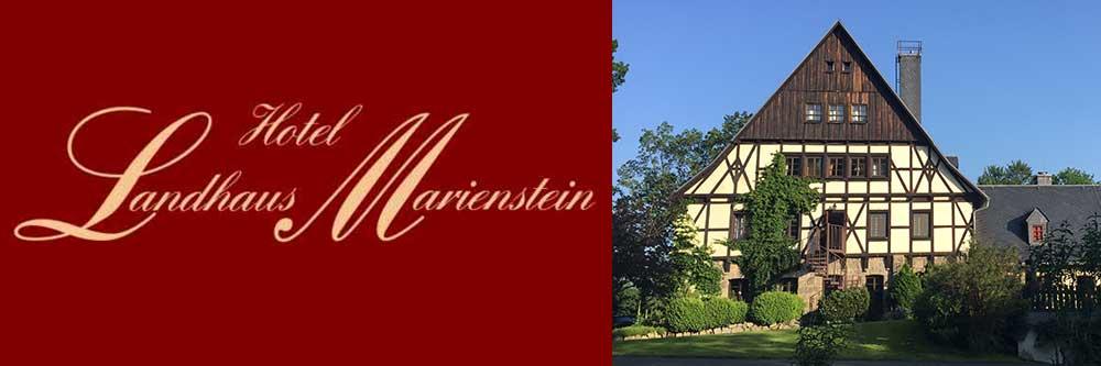 Hochzeit im Landhaus Marienstein im Vogtland