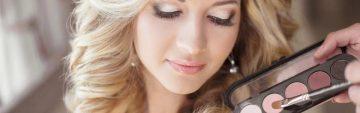 Brautfrisur und-kosmetik zu Ihrer Hochzeit