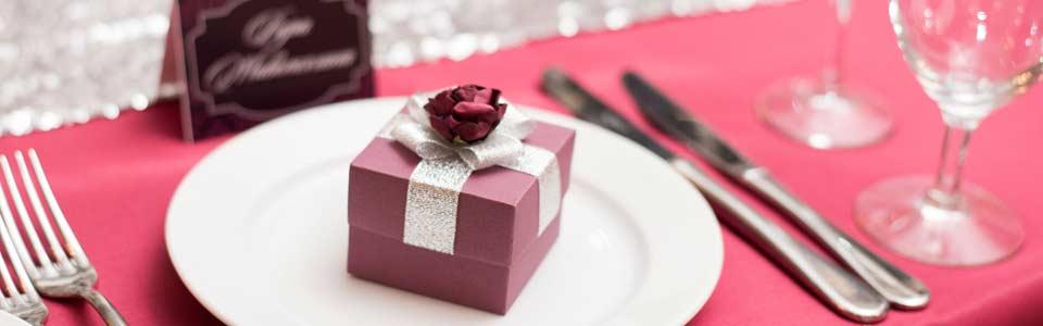 Gastgeschenke für Ihre Hochzeit in Dresden und Umgebung