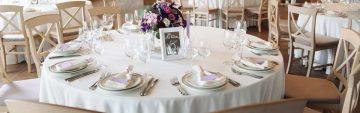 Hochzeitstische für Ihre Hochzeit