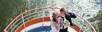 Schifffahrten zur Hochzeit in Chemnitz, Zwickau und Umgebung