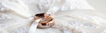 Trauringe und Schmuck zur Hochzeit in Dresden und Umgebung