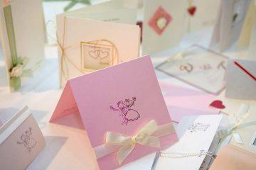 Einladungskarten Hochzeit in Dresden, Chemnitz und Leipzig