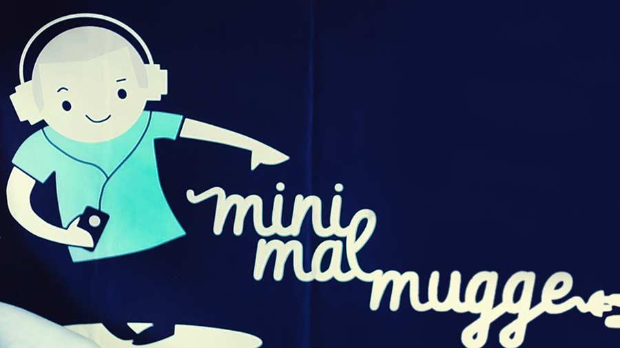 Minimalmugge- Die das für ihre Hochzeit