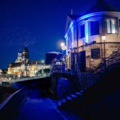 Feiert eure Hochzeit im wunderschönen Ambiente der Kobalt- Club Royal