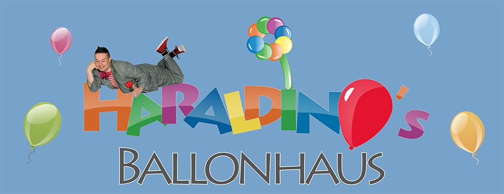 Hochzeitsdekoration mit Haradinos Ballonhaus