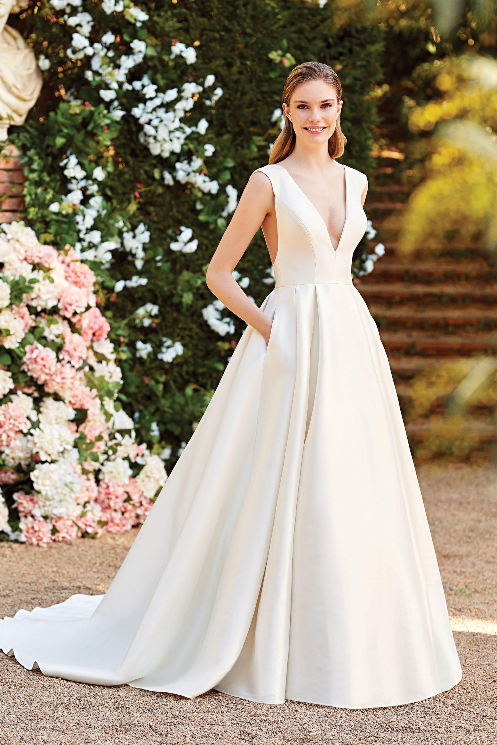 Die 18 schönsten Brautkleid-Trends für die Saison 18