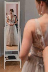 Braut-Make-up, Brautstyling am Hochzeitstag
