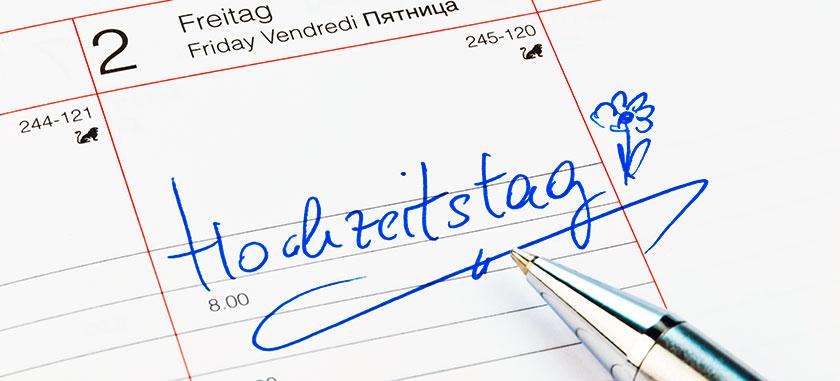 Hochzeitsplaner Leipzig