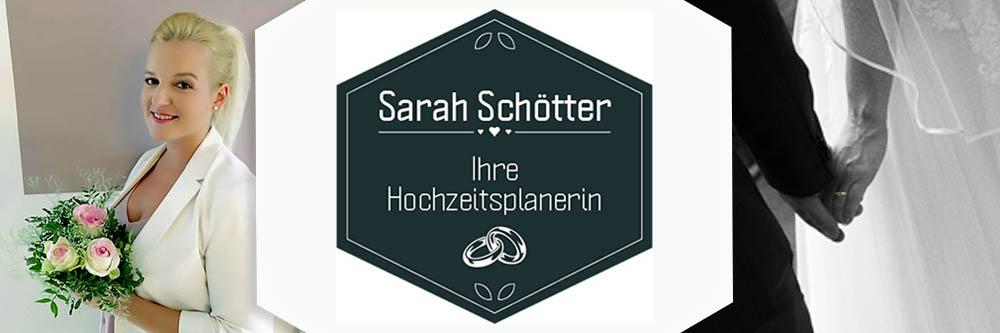 Sarah Schötter, Ihre Hochzeitsplanerin