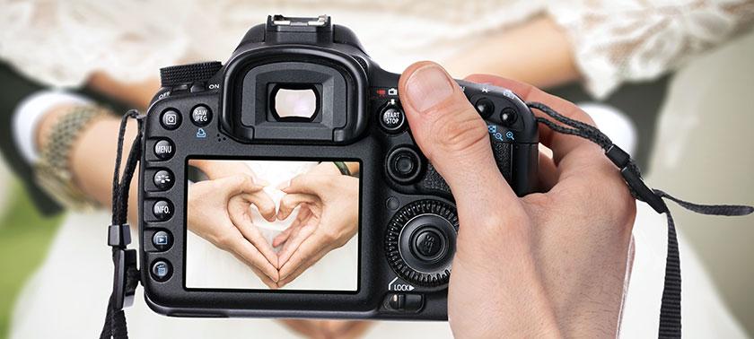 Hochzeitsfoto-App