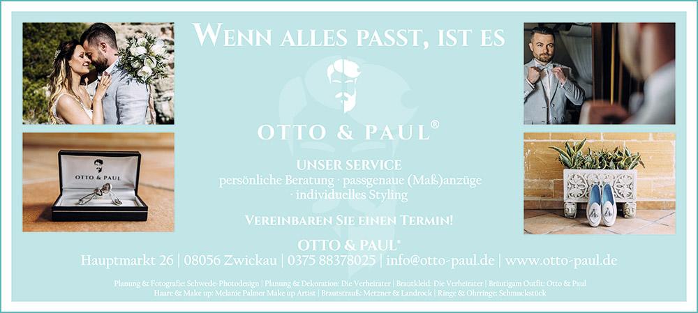 Otto & Paul Maßanzüge Zwickau