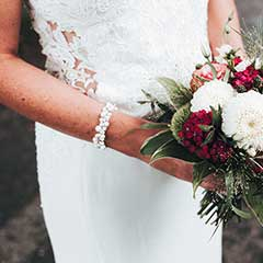 Damenschmuck zur Hochzeit